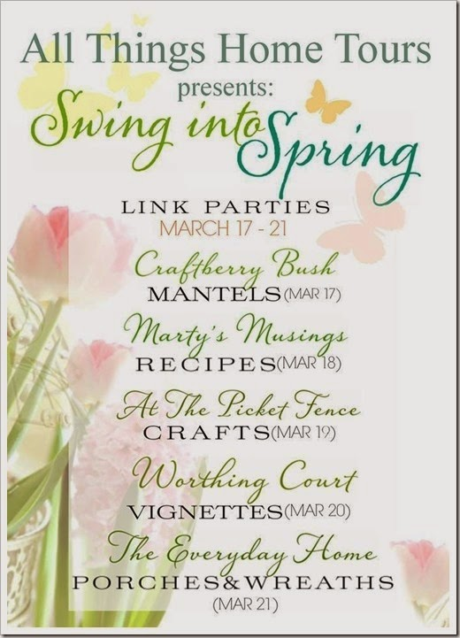 Swing into Spring Banner