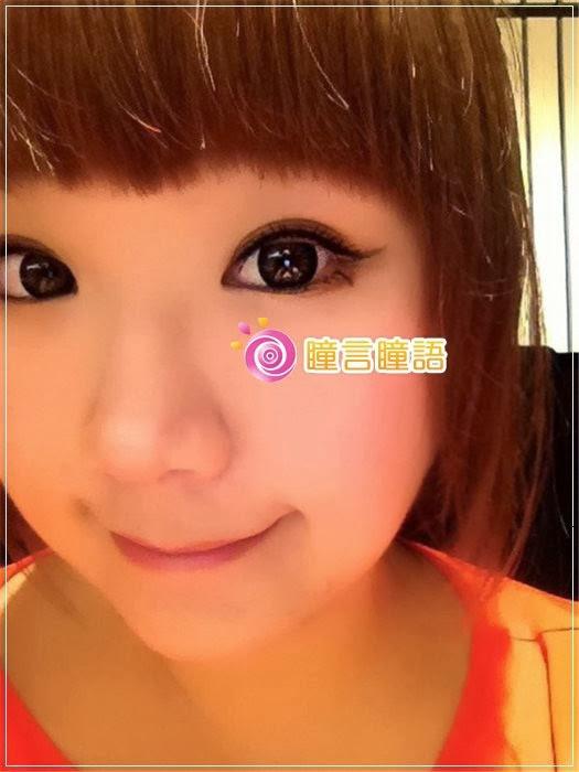 韓國GEO隱形眼鏡-Bella貝拉灰12