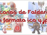 Íconos de Folders en Formato ico y jpg