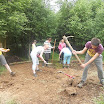 Flattening the land to make a picnic area.jpg