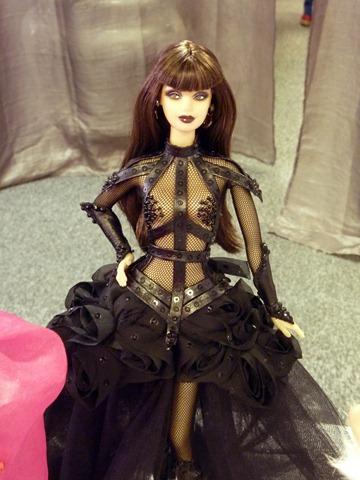 Madrid Fashion Doll Show - Barbie Artist Creations 6