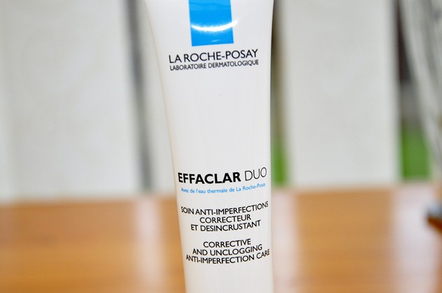 La Roche-Posay Effaclar Duo Review French Skincare Acne Treatment Beauty 3