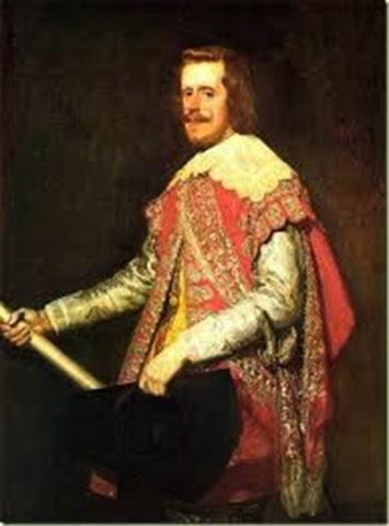 Felipe IV rey de España