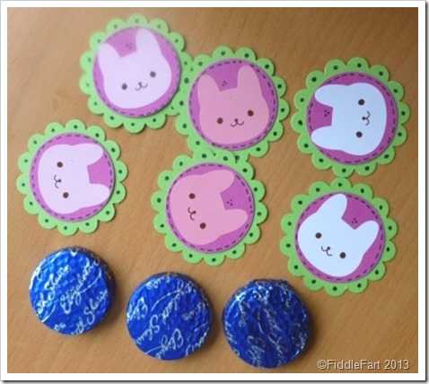 Elizabeth Shaw Easter Mints