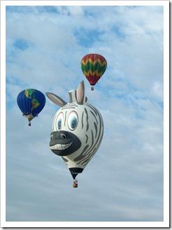 Madagascar Balloon