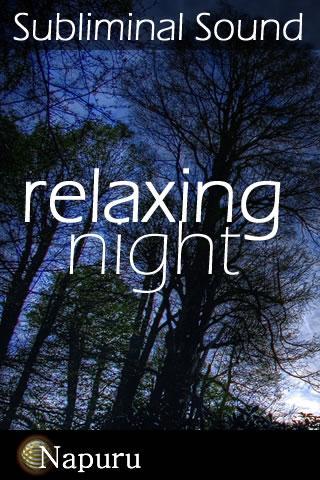Relaxing Night Brain Massage