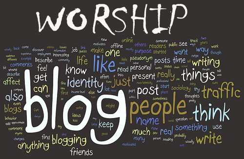 blog wordle