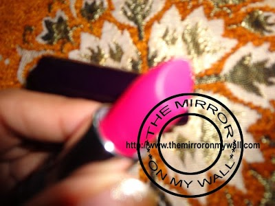 Oriflame Wonder Colour Lipstick in Pink Lady