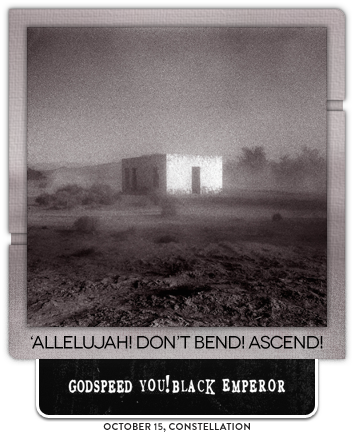'Allelujah! Don't Bend! Ascend! by Godspeed You! Black Emperor