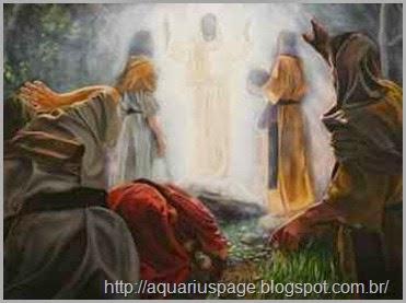 transfiguracao jesus e os mortos