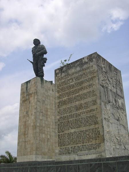 Obiective turistice Cuba: Memorialul Che Guevara din Santa Clara