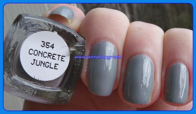Diamond Cosmetics Concret Jungle Label