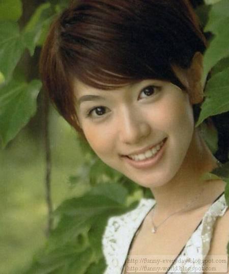 御茶園 綠茶求職妹 川瀨未和子 (7)