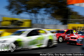 Michael Caruso, Gary Rogers Holden Commodore