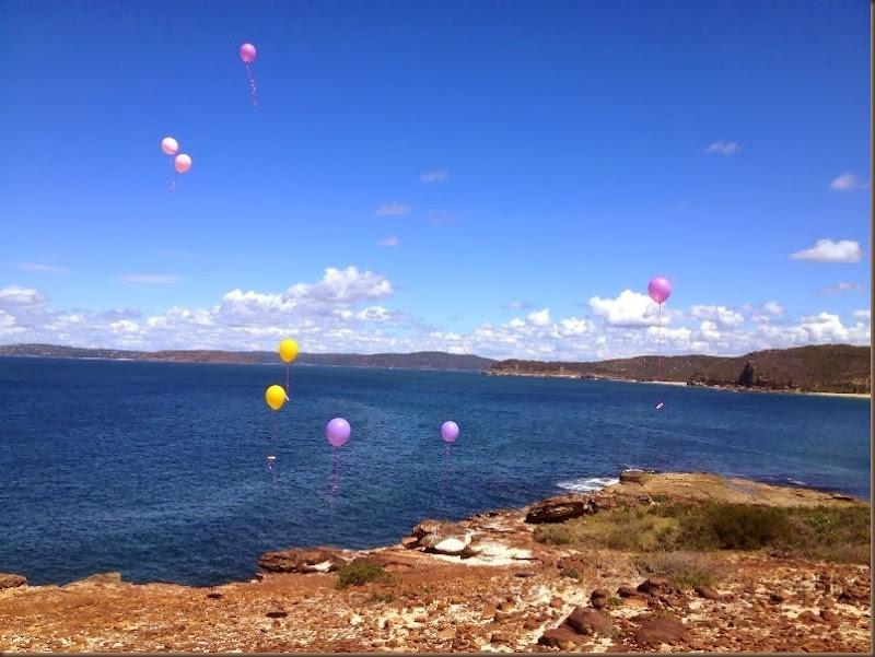 killcare balloons