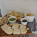Hjemmebagt brød og pestoer