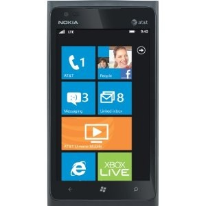 the best smart windowsmobile nokia lumia900 at&t