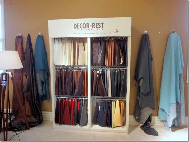 Leather - Decor Rest