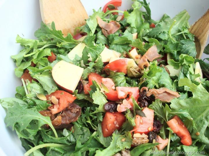 insalata rustica