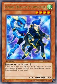 Azure Dragon Summoner