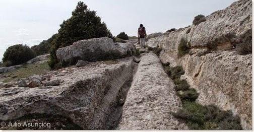 Castellar de Meca - Vía principal