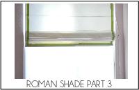 roman shade 3 tab