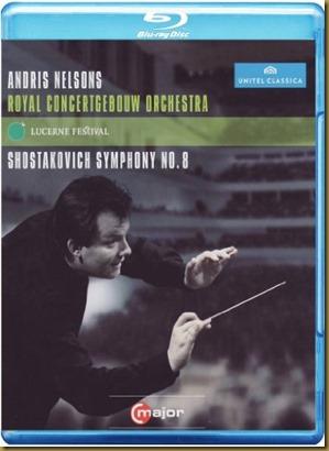 Nelsons Concertgebouw Shostakovich