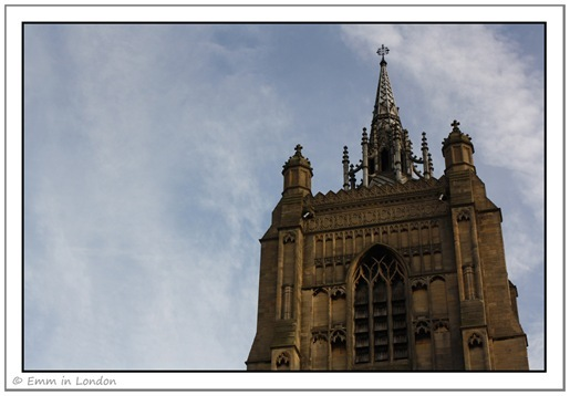 The Church of St Peter Mancroft Norwich