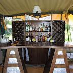 Lemala Ewanjan, Bar Zelt © Foto: Judith Nasse | Outback Africa Erlebnisreisen
