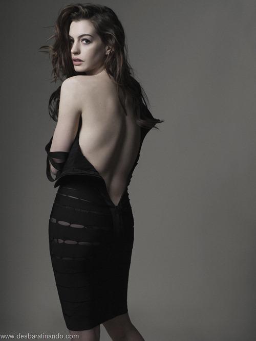anne hathaway linda sensual hot pictures fotos photos quentes sexy desbaratinando (14)
