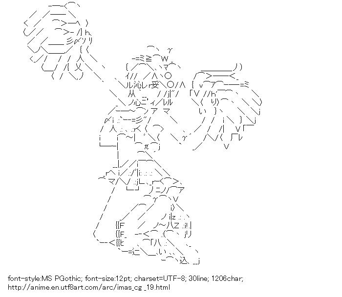 The Idolmaster Cinderella Girls,Jougasaki Mika