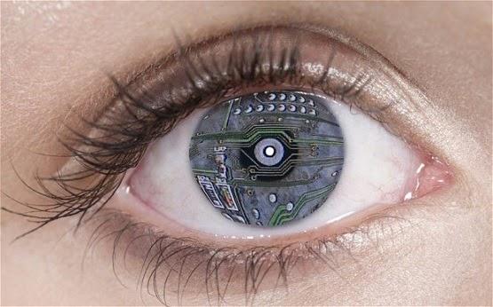 تطبيق غلق التليفون بواسطة بصمة العين Eye Scanner Lock Screen