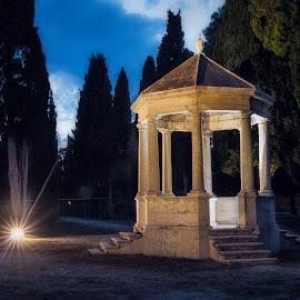 Sustipan by Luka Stipinović - City,  Street & Park  Historic Districts ( sustipan, croatia, night time, split, nikon )