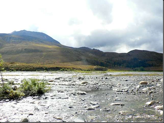 North Klondike River