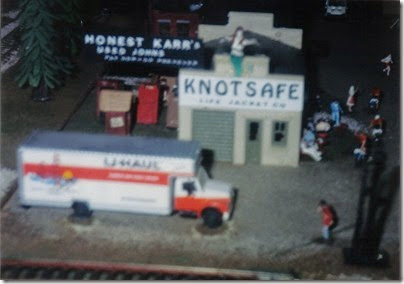 19 Ferndale Model Railroad at GATS in Portland, Oregon in October 1998