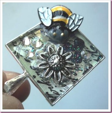 Bee Pendant Tray