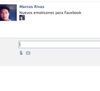 Cómo usar las imágenes de perfil como emoticones en Facebook