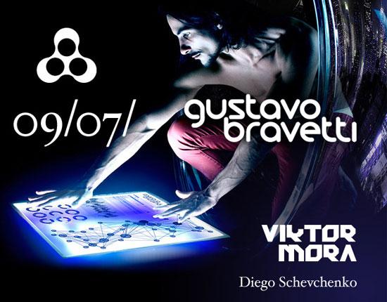 Gustavo Bravetti na Anzu Club em Itu
