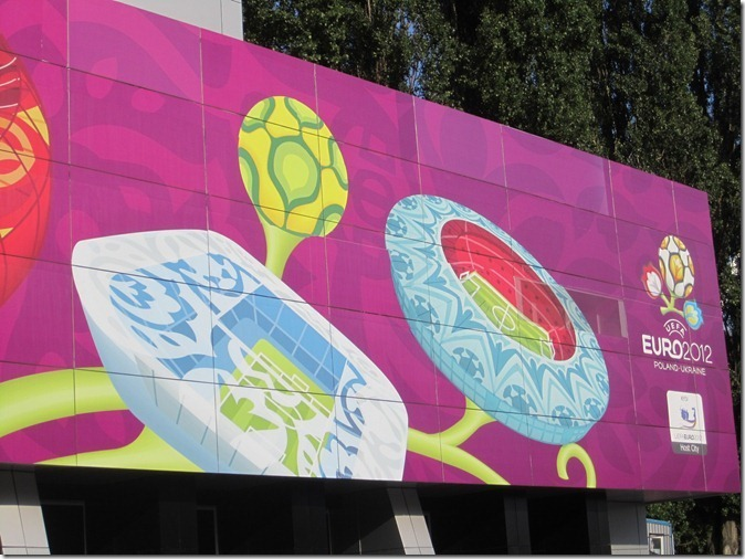 Great Euro 2012 design