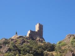 2008.09.08-014 châteaux de Lastours
