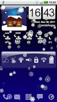 Screenshot of Awesome Snow Wallpaper Free
