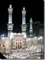 tarawih in masjid ul haram
