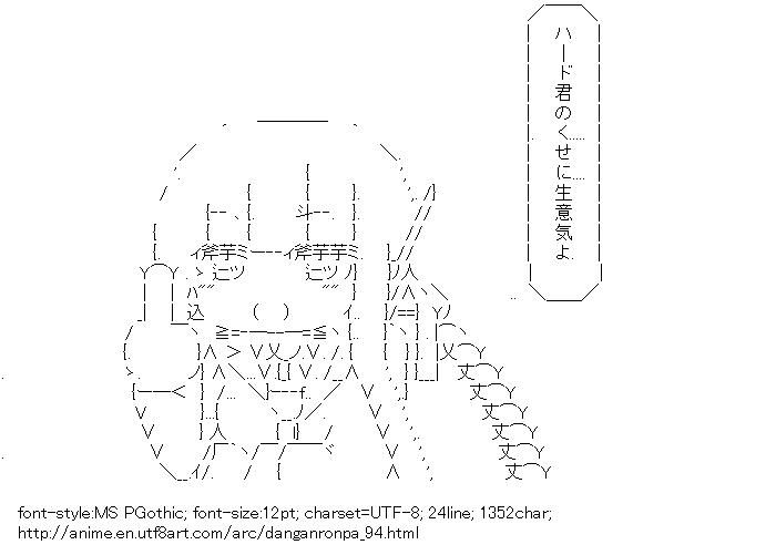 Danganronpa,Kirigiri Kyoko