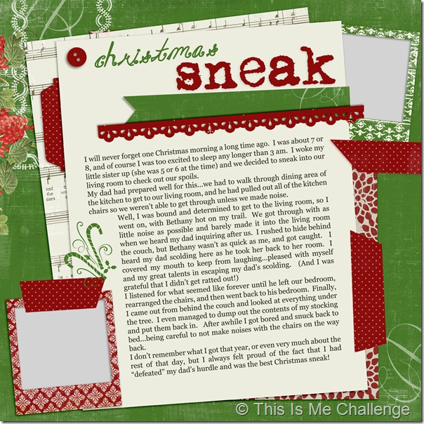 Christmas Sneak copy