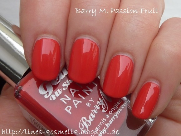 Barry M Gelly Passion Fruit 1