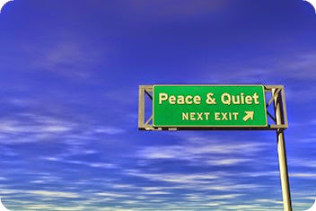 Peace-and-quiet