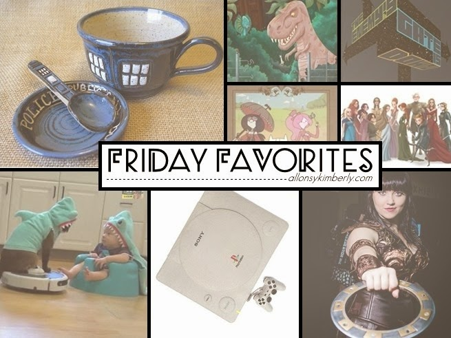 Friday Favorites No. 74 | allonsykimberly.com
