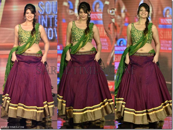 Siya_Green_Purple_Lehenga_Choli