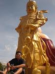 Perkuburan Budha in Thailand