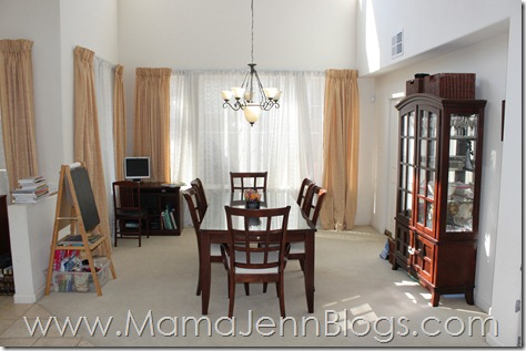 Homeschool Dining Room